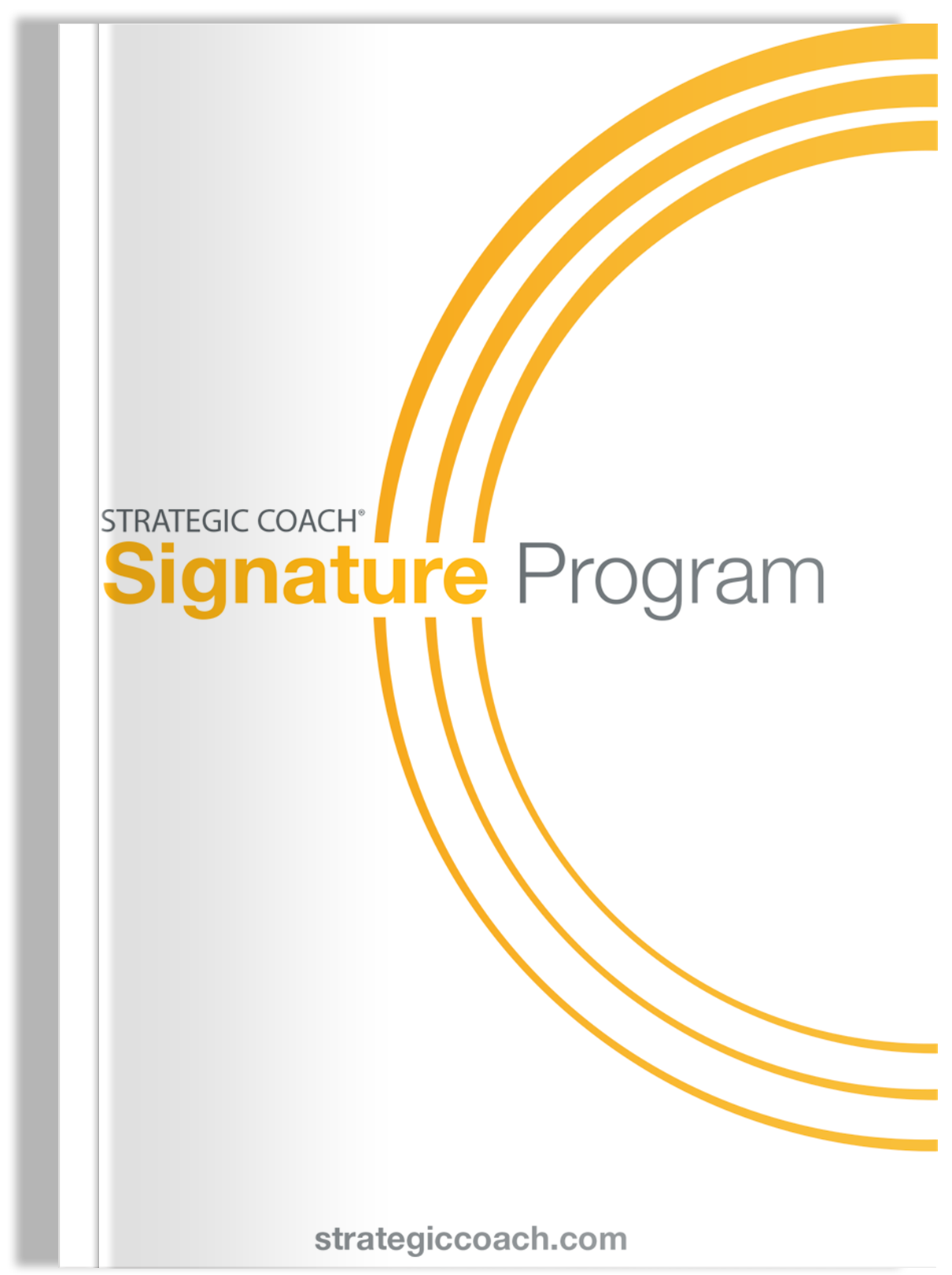 Signature Program Brochure